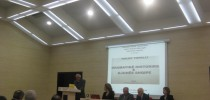 """Promovohet """"Gramatika historike e gjuhës shqipe"""" e akademikut Kolec Topalli"""