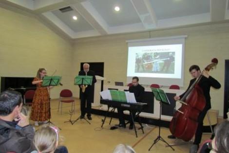 Koncert me muzikante nga Austria