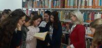 """Veprimtari dedikuar """"Ditës ndërkombëtare të gjuhës amtare"""""""