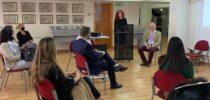 """Promovimi i librit """"Hyrje në muzikologjinë konjitive"""" Niels Trusbak Haumann"""